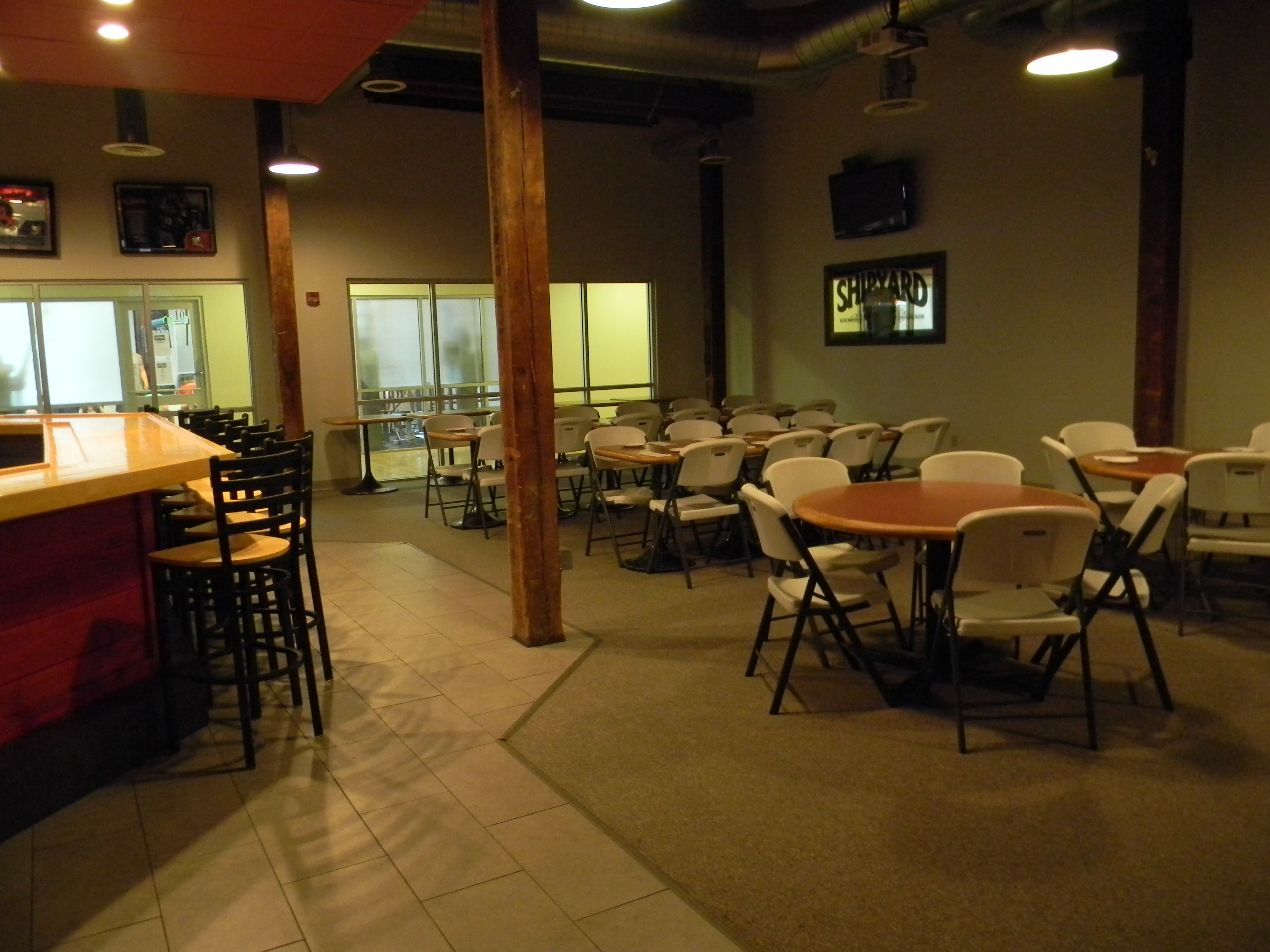Reserve our Event Room