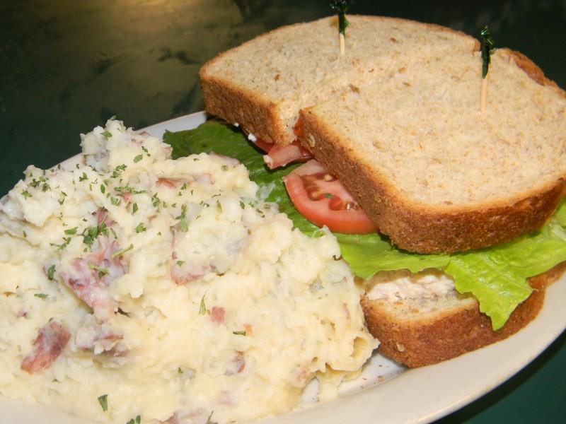 Maine's Best Tuna Sandwich