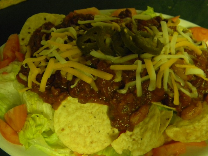 Our Famous Taco Salad